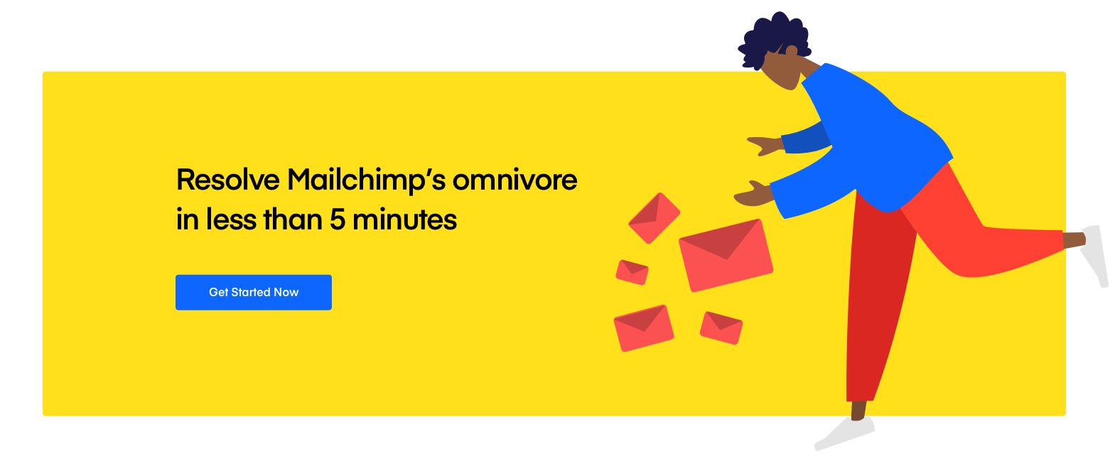 How To Solve MailChimp's Omnivore Warning Issue