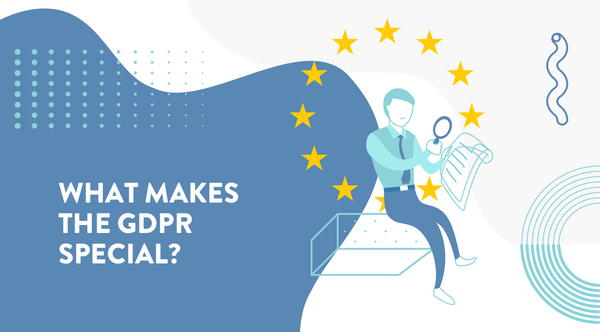 What makes the GDPR special?