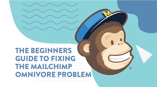 The Beginners Guide to Fixing the Mailchimp Omnivore Problem